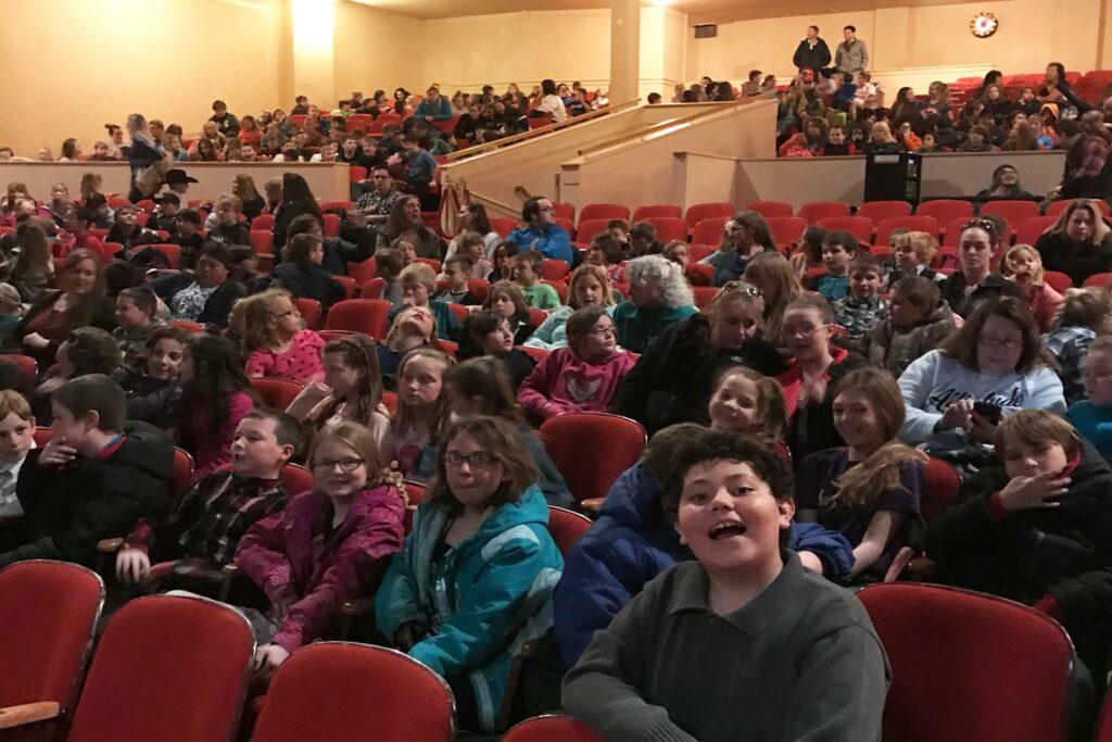 Children's Concert Audience